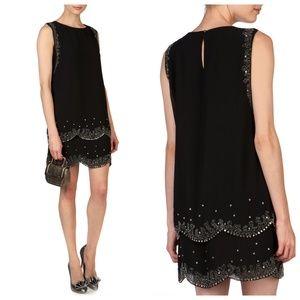 Ted Baker Maree Embellished Flapper Dress